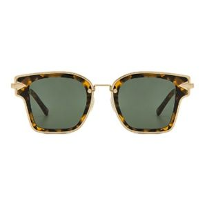 Karen Walker REBELLION IN CRAZY TORT & GREEN MONO